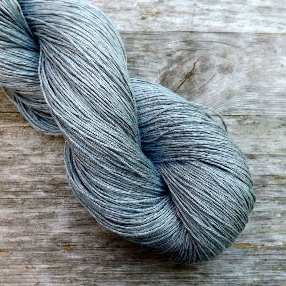 Lithuanian Linen - 7.4 Ice Grey